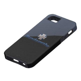 Bundeswehr-Emblem Tough iPhone 5 Hülle