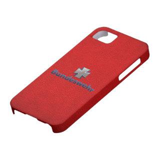 Bundeswehr-Emblem iPhone 5 Schutzhülle