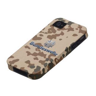 Bundeswehr-Emblem Vibe iPhone 4 Case