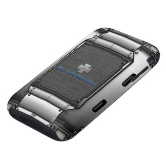 Bundeswehr-Emblem Tough iPhone 3 Cover
