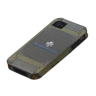 Bundeswehr-Emblem iPhone 4/4S Cover