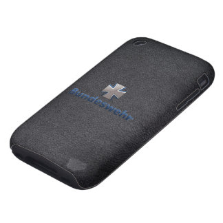 Bundeswehr-Emblem iPhone 3 Tough Hüllen
