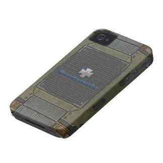 Bundeswehr-Emblem iPhone 4 Case-Mate Hüllen