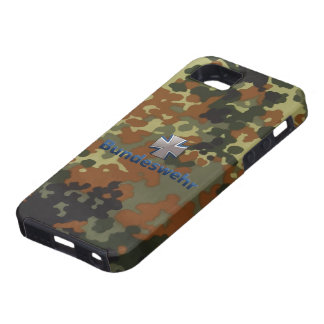 Bundeswehr-Emblem iPhone 5 Etuis