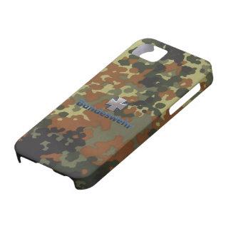 Bundeswehr-Emblem iPhone 5 Hüllen