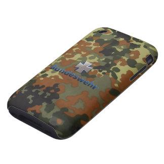 Bundeswehr-Emblem Tough iPhone 3 Hülle