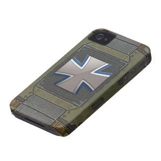 Bundeswehr iPhone 4 Case-Mate Hüllen