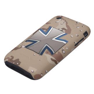 Bundeswehr Tough iPhone 3 Hüllen