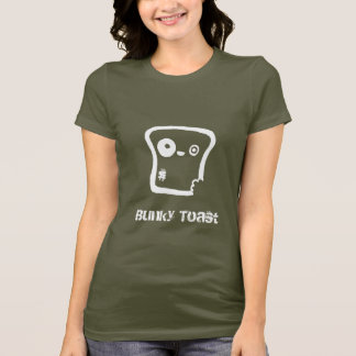 Bunky Toast-T-Stück T-Shirt