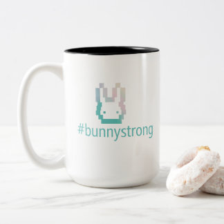 #bunnystrong Tassen
