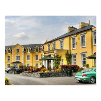 Bunratty Schloss-Hotel-Postkarte Postkarte