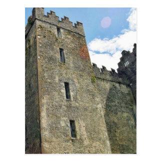Bunratty Schloss Postkarte