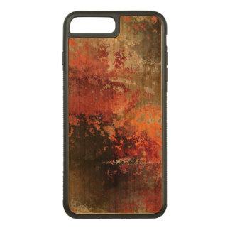 Bunt gemustert carved iPhone 8 plus/7 plus hülle