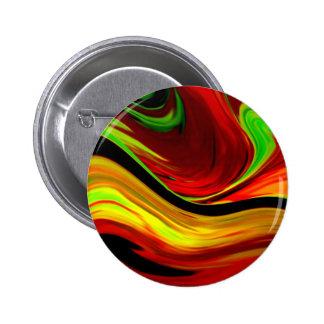 bunt ohne blau runder button 5,7 cm