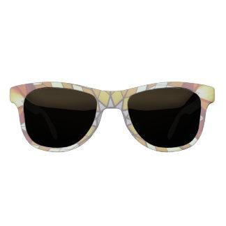 Bunt, sonnig, glücklich sonnenbrille