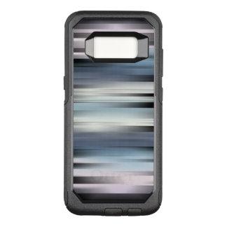 Bunte abstrakte Streifen OtterBox Commuter Samsung Galaxy S8 Hülle