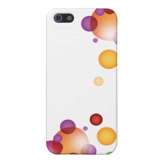 Bunte Blasen, Fall iPhone4 iPhone 5 Hüllen