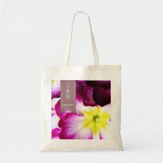 Bunte Blumen-Tasche für Wedding Gäste Tragetasche