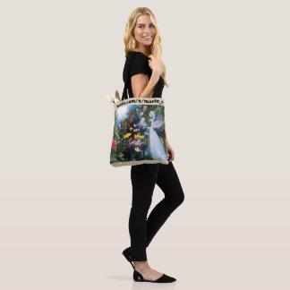 Bunte Blumentasche Tasche