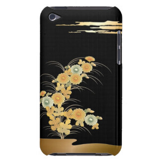 Bunte Chrysantheme nachts Case-Mate iPod Touch Hülle