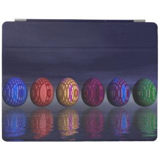 Bunte Eier für Ostern - 3D übertragen iPad Hülle