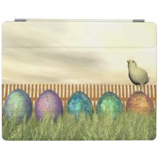 Bunte Eier für Ostern - 3D übertragen iPad Smart Cover