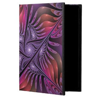 Bunte Fantasie-abstraktes modernes lila Fraktal