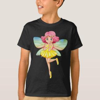 Bunte Fee T-Shirt