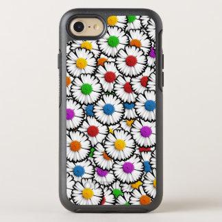 Bunte Gänseblümchen OtterBox Symmetry iPhone 8/7 Hülle
