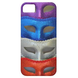 Bunte Glittermasken Schutzhülle Fürs iPhone 5