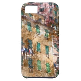 Bunte Häuser in Cinque Terre Italien iPhone 5 Hülle