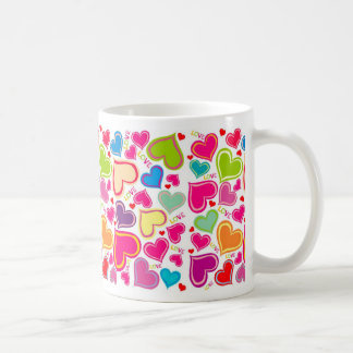 bunte kaffee tassen tassen designs. Black Bedroom Furniture Sets. Home Design Ideas