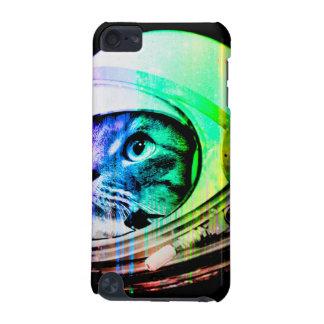 bunte Katzen - Katzenastronaut - sperren Katze iPod Touch 5G Hülle