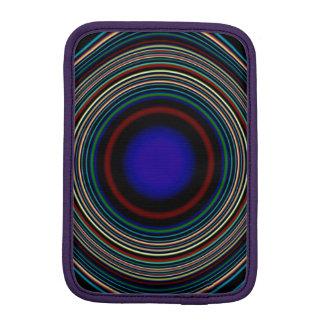 Bunte Kreise iPad Mini Sleeve