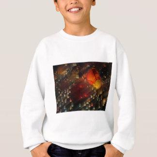 Bunte Laternen Sweatshirt