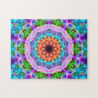 Bunte Mandala entspannendes | Puzzle