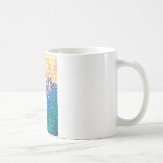 "Bunte Muster-Schaffung ""Gaia "" Kaffeetasse"