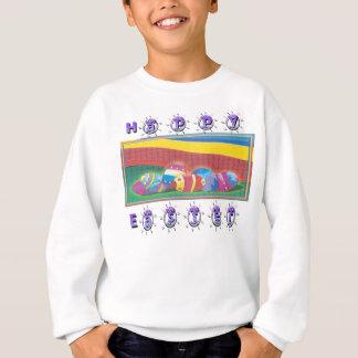 Bunte Ostereier Sweatshirt
