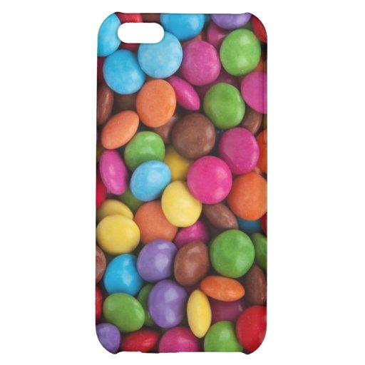 Bunte Praline iPhone 5C Cover