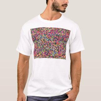 Bunte Punkte T-Shirt