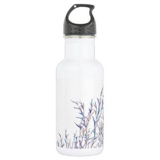 Bunte REEDwasser-Flasche Trinkflaschen