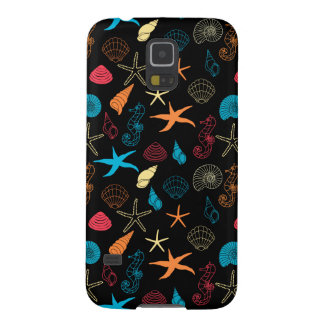 Bunte Seegeschöpfe Samsung Galaxy S5 Cover