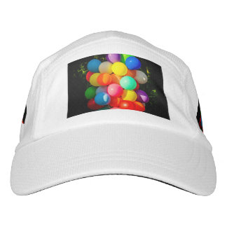 Bunte Spielzeug-Ballone Headsweats Kappe