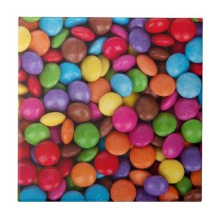 Bunte Süßigkeiten Keramikfliesen
