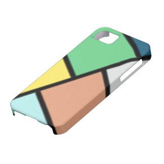 Bunte Telefonabdeckung iPhone 5 Case