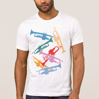 Bunte Trompeten T-shirt