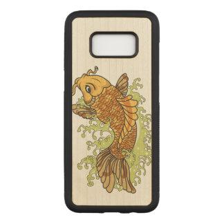 Bunte tropische Fische Carved Samsung Galaxy S8 Hülle