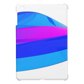 Bunte Welle iPad Mini Hülle
