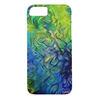 Bunter abstrakter Apple Iphone 7/8 iPhone 8/7 Hülle