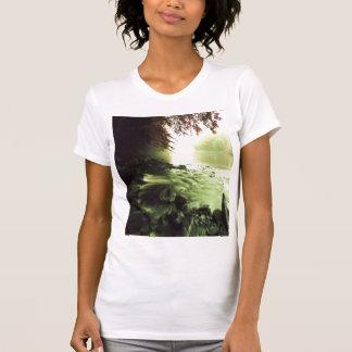 Bunter Bach T-Shirt